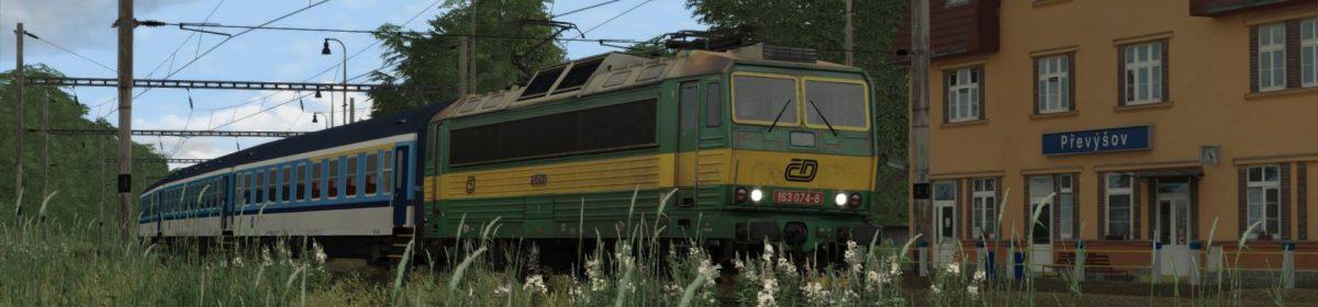 RAILWORKS CZ addony