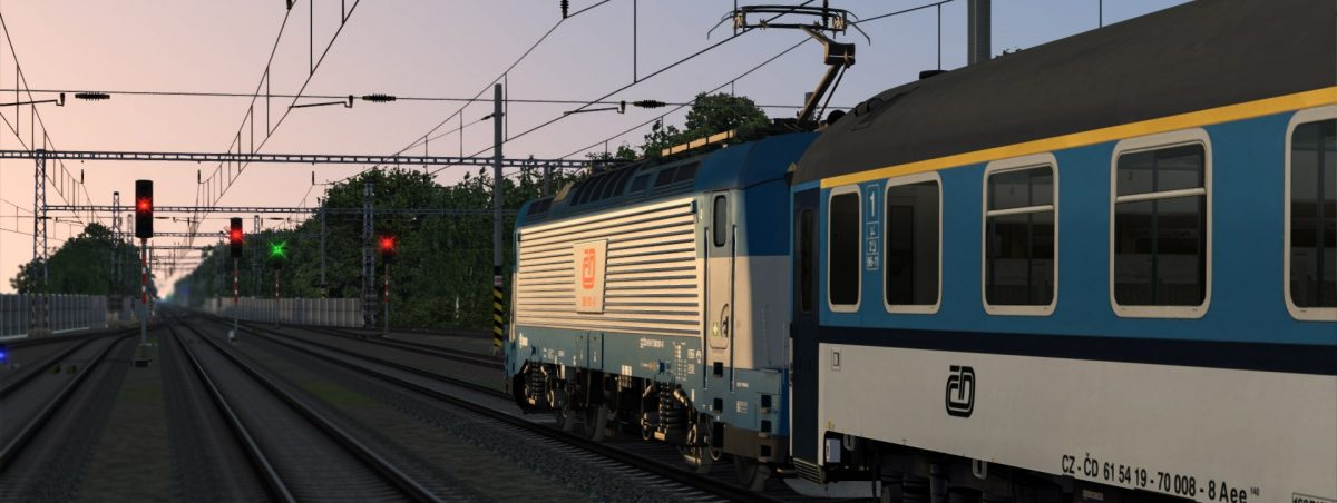 RAILWORKS CZ addony